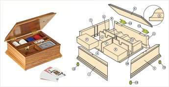 Downdraft Table Plans